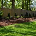 Mulch & Plant Installation
